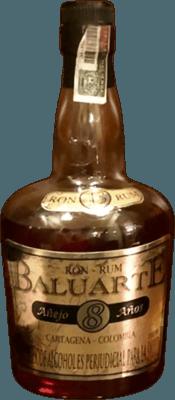 Baluarte 8-Year rum