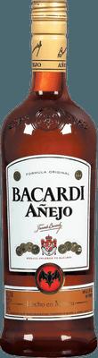 Bacardi Añejo rum