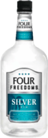 Four Freedoms Silver rum