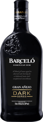 Barcelo Gran Añejo Dark Series rum
