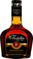 Small ron medellin  a ejo 8 year extra a ejo rum