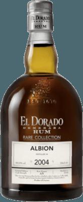 El Dorado 2004 Albion rum