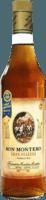 Small ron montero gran reserva rum
