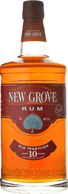 New Grove Old Tradition 10-Year rum