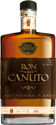 Canuto 7-Year rum
