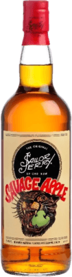 Sailor Jerry Spiced Savage Apple rum