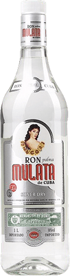 Mulata Silver Dry rum