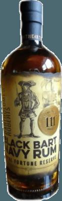 Black Bart Navy Royal Fortune Reserva rum