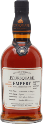 Foursquare Empery 14-Year rum