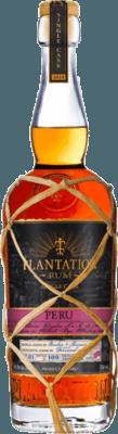 Plantation Peru Willett Rye Whiskey Cask rum