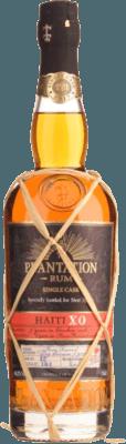 Plantation Haiti XO Single Cask Dry Curaçao rum