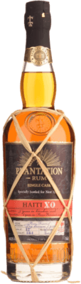 Plantation Haiti XO Single Cask Dry Curaçao rum