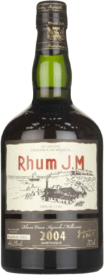 Rhum JM 2004 rum
