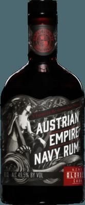 Austrian Empire Double Cask Oloroso rum