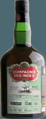 Compagnie des Indes 2005 Trinidad 13-Year rum