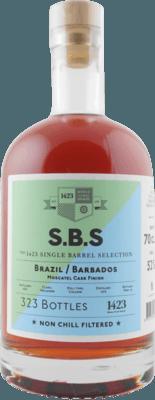 S.B.S. Brazil Barbados Moscatel Cask rum