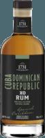 1731 Fine & Rare Cuba Dominican Republic XO rum