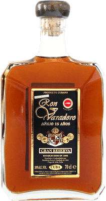 Varadero Añejo 15-Year rum