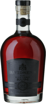 Davidsen's XO Blue Label 22-Year rum