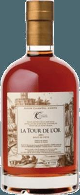 Chantal Comte 2006 Tour de L'or Brut de Futs rum