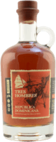 Tres Hombres 2018 Dominican Republic Madeira Finish 18-Year rum