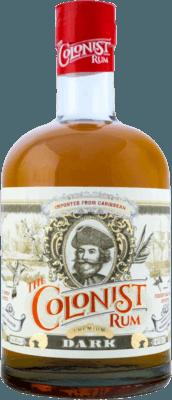 The Colonist Dark rum
