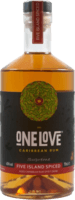 One Love Supreme Five Island Spiced rum