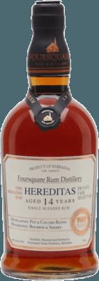 Foursquare Hereditas 14-Year rum