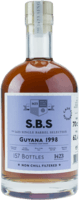 S.B.S. 1998 Guyana Uitvlugt rum