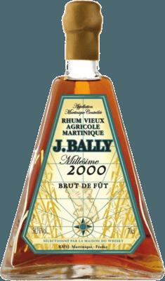 J. Bally 2000 Brut de Fut 17-Year rum