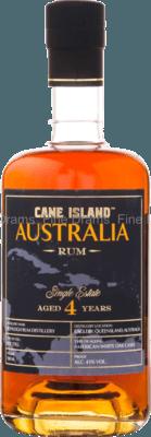 Cane Island Australia 4-Year rum