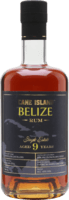 Cane Island Single Estate Belize 9-Year rum