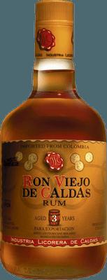 Ron Viejo de Caldas 3-Year rum
