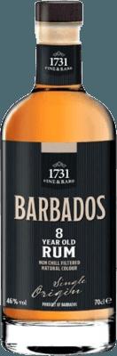 1731 Fine & Rare Barbados 8-Year rum