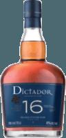 Dictador 16-Year rum