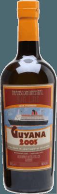 Transcontinental Rum Line 2005 Guyana 12-Year rum