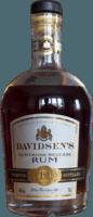 Davidsen's 12-Year rum