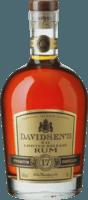 Davidsen's 17-Year rum