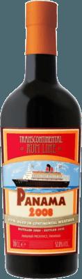 Transcontinental Rum Line 2008 Panama 10-Year rum