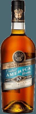 The Secret Treasures Central America 10-Year rum