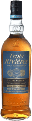 Trois Rivieres Ambre Finish Whisky Futs Single Malt rum