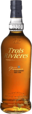 Trois Rivieres Cuvee Princesse 8-Year rum