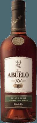 Abuelo Oloroso Sherry Cask 15-Year rum