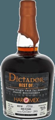 Dictador 1992 Single Barrel Sherry Cask rum