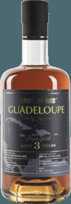 Cane Island Guadeloupe 3-Year rum