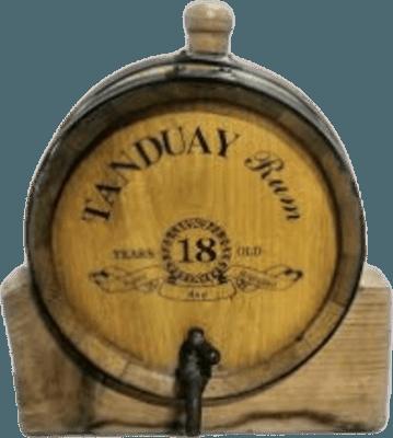 Tanduay Oak Cask 18-Year rum
