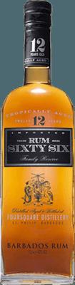 Rum SixtySix Family Reserve 12-Year rum