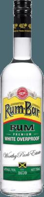 Rum-Bar White Overproof rum