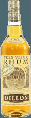 Dillon 1982 rum