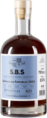 S.B.S. 2006 Dominican Republic rum
